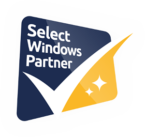Select Windows partnerlogo - Van der Vlugt Velserbroek