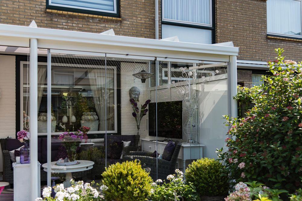 Balkonbeglazing 2 - Van der Vlugt Velserbroek - Kozijnen en Zonwering