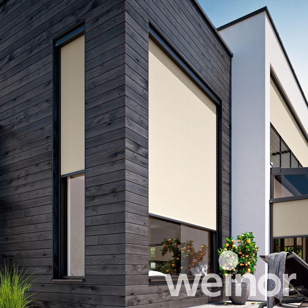 verticale screens weinor - Van der Vlugt Velserbroek - Kozijnen en Zonwering
