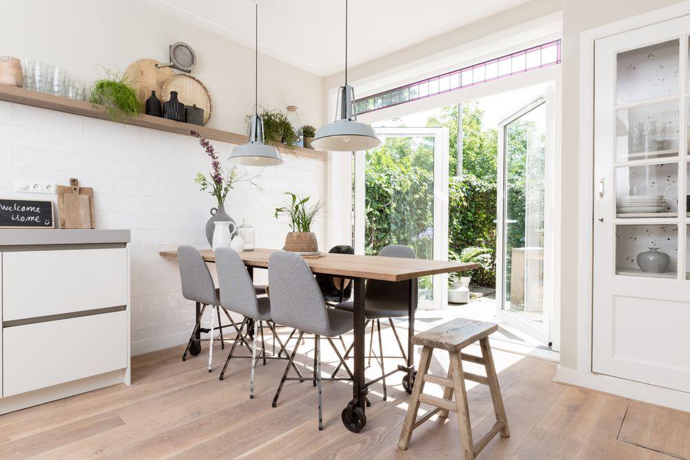 Meer daglicht - openslaande tuindeuren - Van der Vlugt Velserbroek - Kozijnen en Zonwering